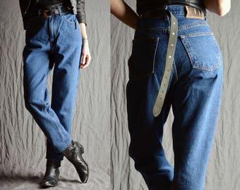 Vintage 90's DKNY Jeans High Waist Mom Jeans