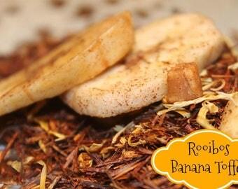 Rooibos Banana Toffee