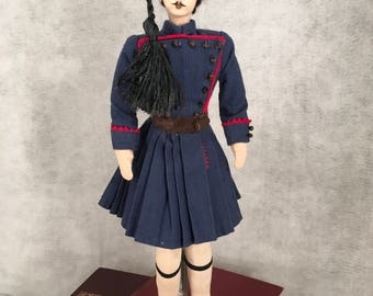 Vintage Hand Made soldier doll