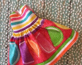 Fruit Slice Dress