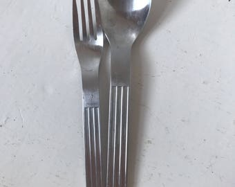 Danak Thebe Japan spoon and fork
