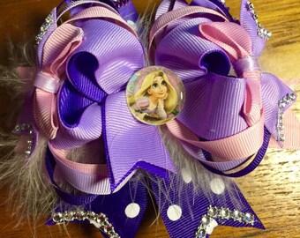Rapunzel Boutique Bow