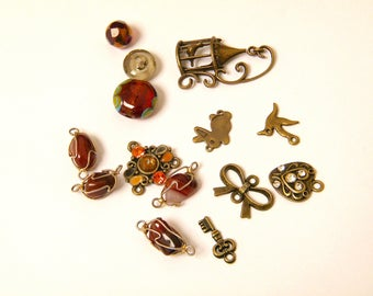 CAGE BEADS MIX