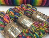 SELF-STRIPING ! - No 15  - 1 x 100g  - 15 Stripes