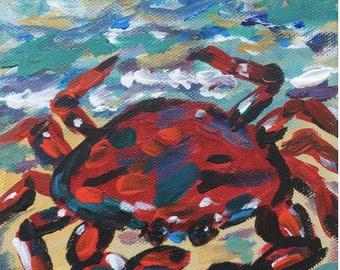 Mr. Crabby Crab