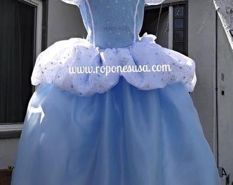 Christmas in July Deals Cinderella Princess Dress