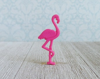 Pink Flamingo - Flamingo - Vacation - Florida - Lapel Pin