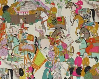 5,5 yards Manuel Canovas Paris - Dara fabric Indian Maharadjas (also available by the yard)