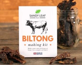Biltong Making Kit - Make your own beef biltong at home