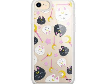 Premium Milkyway IPhone Case - Sailor Kitty
