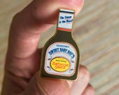 Sweet Baby Ray's BBQ Sauce Soft Enamel Lapel Pin