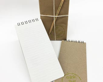 Superior Quality 2-4X9 Notepad, Journal, Notebook, Writing Journal