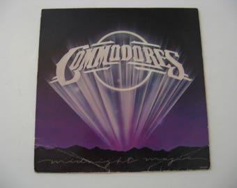 Lionel Richie & The Commodores - Midnight Magic - Circa 1979