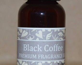 Black Coffee Premium Fragrance Oil