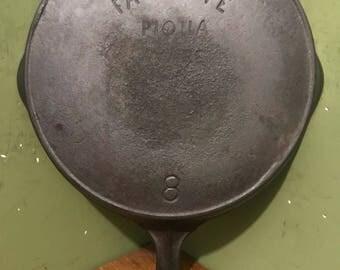 Favorite piqua ware, number 8, heat ring