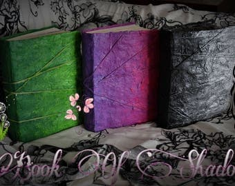 The Black Witch/The Green Witch/The Purple Witch - Book Of Shadows