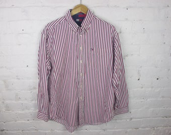 Tommy Hilfiger 90s Striped shirt long sleeve button up stripe