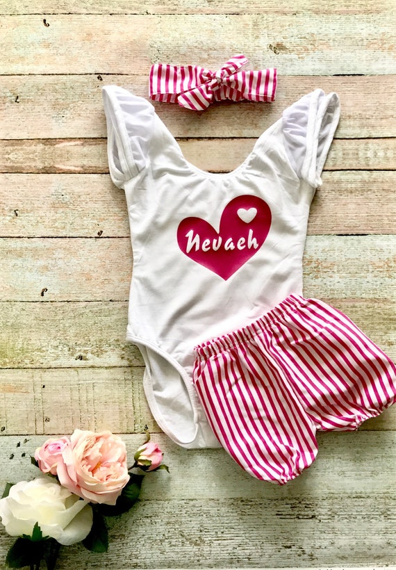 like this item - Valentines Baby Outfit