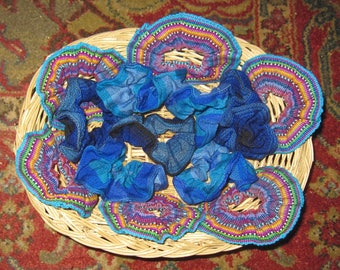 GUATEMALAN HAIR SCRUNCHIES (2 for 8.50)