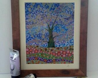 Tree of Life #16 Framed Print