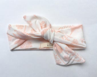 Knotted Hairband - Adult Kid Baby