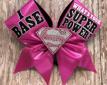 I base cheer bow