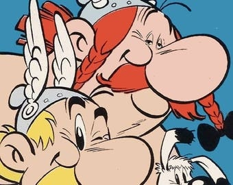 Fully lined Asterix