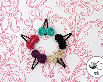 Hairclip for SD, Pullip or MSD