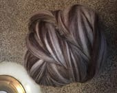 Border Leicester and corriedale- Roving-8oz