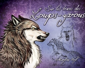 """in the footsteps of werewolves"" book"