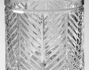 Ralph Lauren 'Herringbone' Double Old Fashion