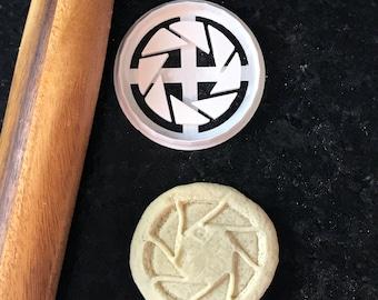 Aperture Science Cookie Cutter