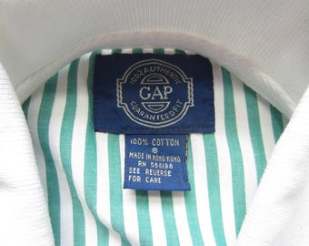 Vintage Gap Polo circa the 80's