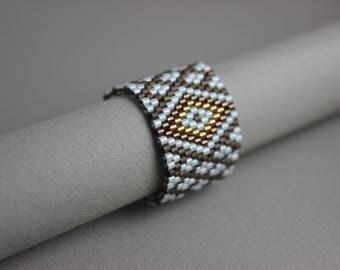 Miyuki Large Pearl Ring
