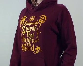Harry Potter – Marauders Map hoodie