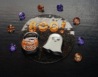 Halloween Floating Charm Set for Floating Lockets-Gift Idea