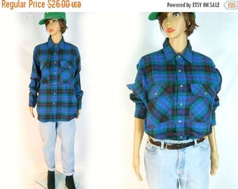 tempSALE Plaid Flannel Shirt Mens PRIVATE PROPERTY Soft Top Lumberjack  Button Down Collared Medium Rugged Hipster Classic Winter Bear Grung