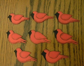 Die Cut Cardinals (313)