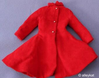 Vintage (Barbie) Skipper Dress Coat, Fashion #1906, Near Mint