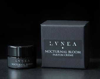 Nocturnal Bloom - Parfum Créme - Natural Solid Perfume