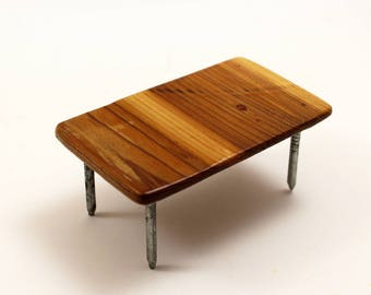 Cedar Side Table - Modern Miniature