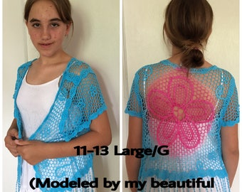 Stunning young ladies cover-up