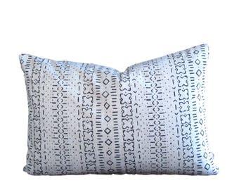 Robert Allen Pillow Cover Bakosi Twine