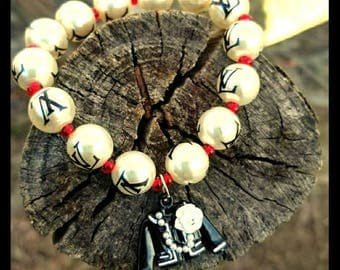 Inspired Beaded Bracelet