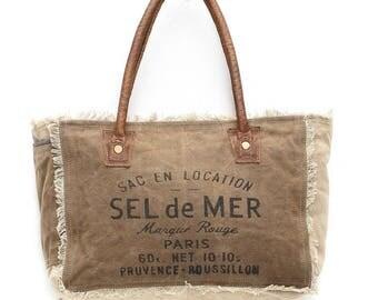 Sel De Mer Bag