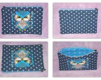 Nanny gift bag pouch