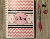 Mini Size 6 Day/Week Appointment Book with Income Tracking - Personalized