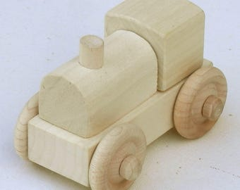Little Steam Train Kit