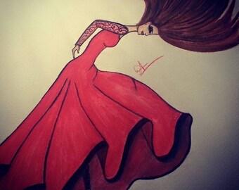 Illustration: Dancing Queen