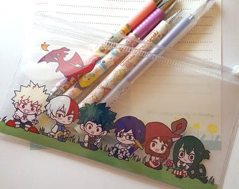 Hero Fantasy Clear Pouch